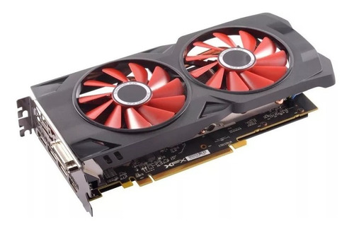 placa de video rx 570 8gb ddr5 xfx xxx edition 256 bits