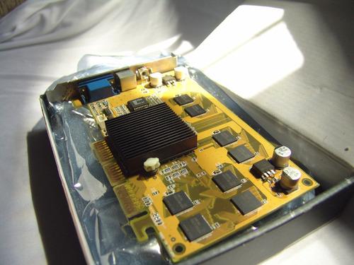 placa de video solar