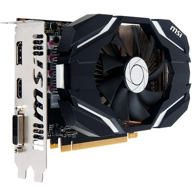 MSI GeForce GTX 1060 DirectX 12 GTX 1060 6G OCV1 6GB 192-Bit GDDR5 PCI Express 3