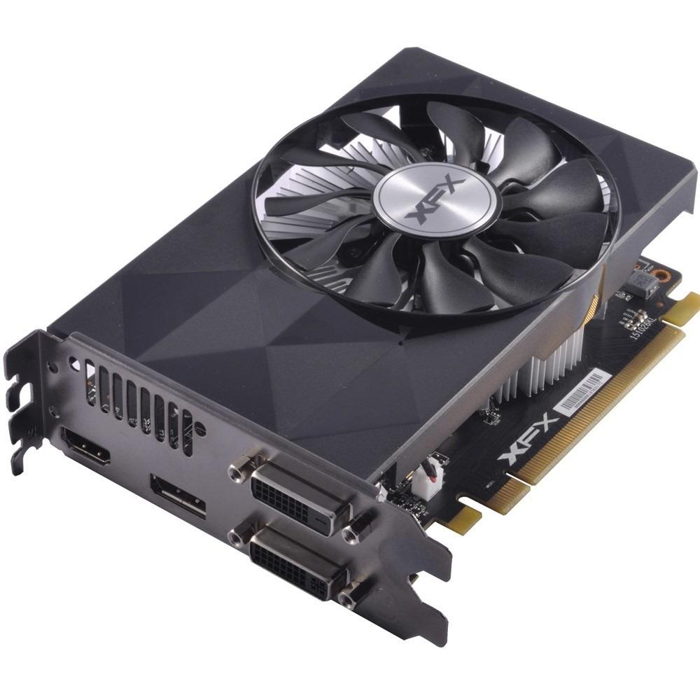 Placa De Vídeo Vga Xfx Core Radeon R7 360 2gb Ddr5 1000mhz