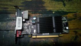 Ati Radeon 6450 1gb + Todos Los Conectores + Los Drivers