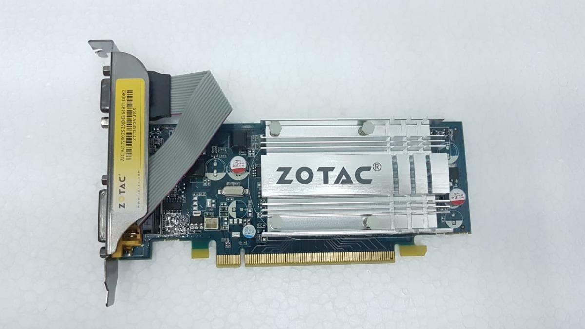 ZOTAC 7200GS 256MB 64BIT DDR2 WINDOWS 7 DRIVERS DOWNLOAD (2019)