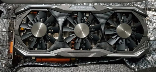 placa de video zotac geforce gtx 1080 amp extreme
