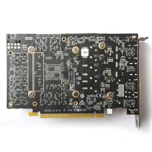 placa de vídeo zotac gtx 1060 6gb gddr5 12x sem juros
