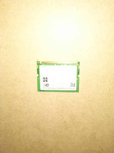 placa de wireless presario v2000