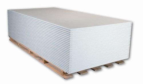 placa de yeso 12.5 mm. x 1.2 mt. x 2.4 mt.