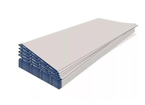 placa de yeso 12,5mm - novoplack - 1.20 x 2.40 mts