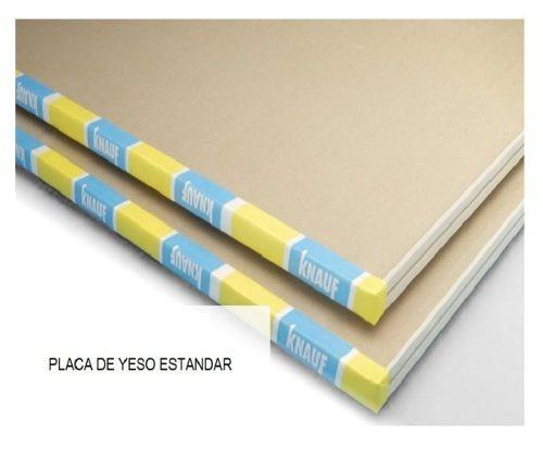 placa de yeso knauf (igual a durlock) 9,5 mm