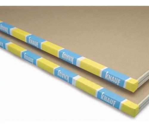 placa de yeso knauf std 12,5 mm 1,20 x 2,40 (simil durlock)