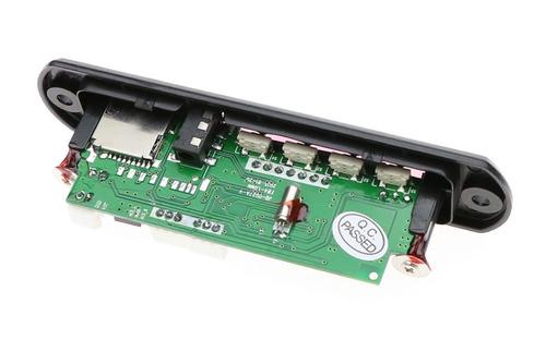 placa decodificador usb caixa ativa mp3 fm aux bluetooth