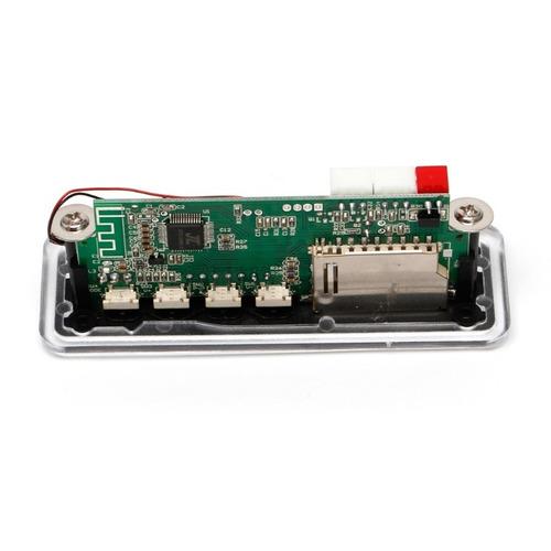 placa decodificador usb mp3 fm aux bluetooth 3.0