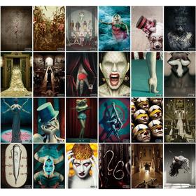 Placa Decorativa A4 Quadro Séries Tv Impressão Profissional