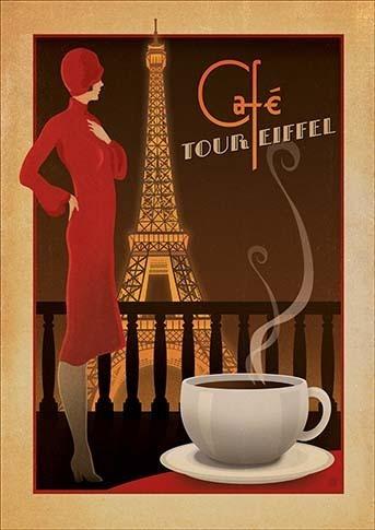 placa decorativa bebidas café keep calm refrigerante royal