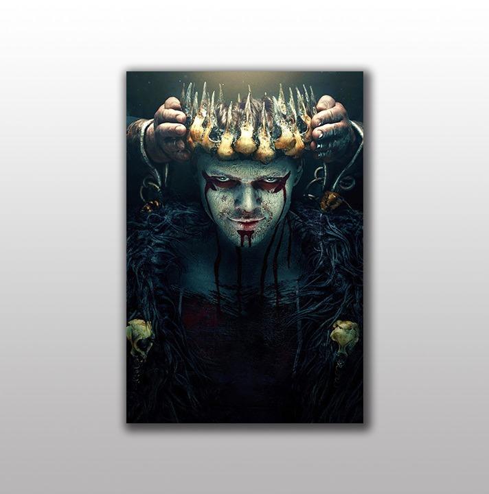 Placa Decorativa Vikings 2018 R 2590 Em Mercado Livre