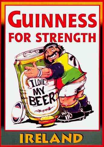 placa decorativa(16401)bebida bar cerveja beer guinness