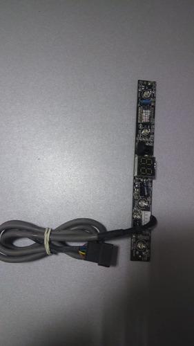 placa display de aire acondicionado