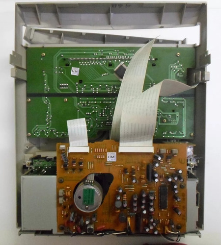 placa display do painel semp toshiba kenwood rxd-353