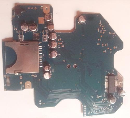 placa do cd car audio lenoxx ad1860