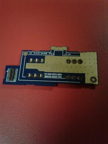 placa do chip sony xperia c1604 original perfeita para uso
