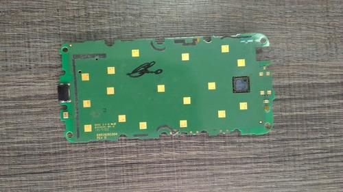 placa do moto g1 xt 1033  de 16gb leia o anuncio
