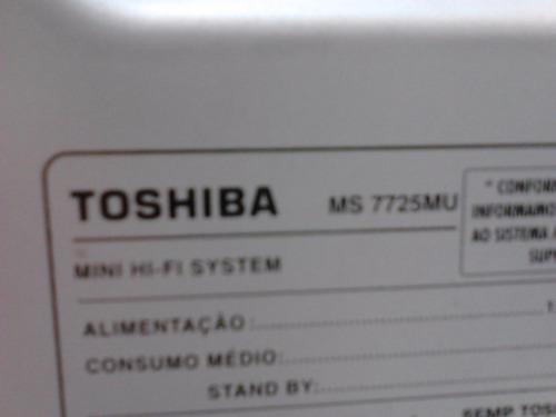 placa do seletor am e fm som toshiba ms7725mu