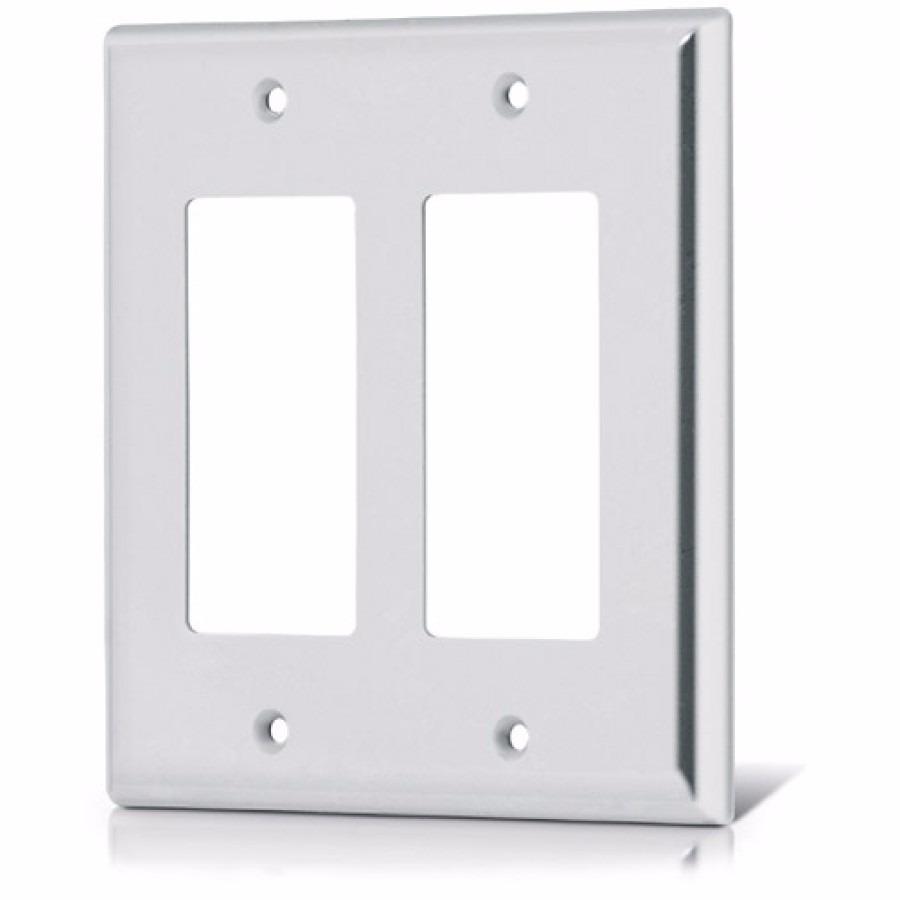 Placa dos ventanas acero inoxidable 0 5 mm voltech 47190 - Placa acero inoxidable ...
