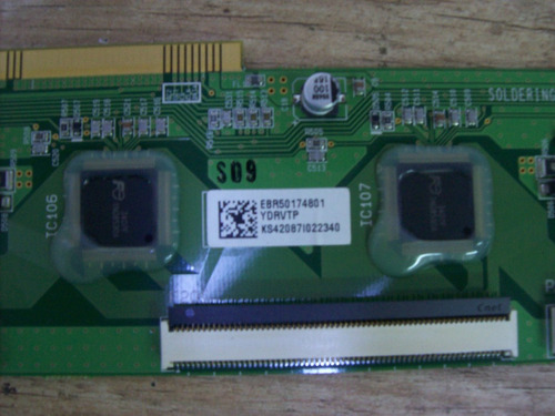 placa drive lg 42pg60d (c)