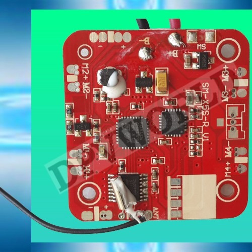 placa drone syma x5 x5sw repuesto dron  tarjeta control