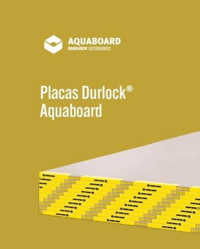 placa durlock aquaboard exterior 12.5mm