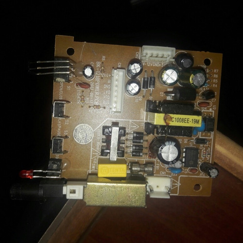 placa dvd funcionamdo inovox in1218