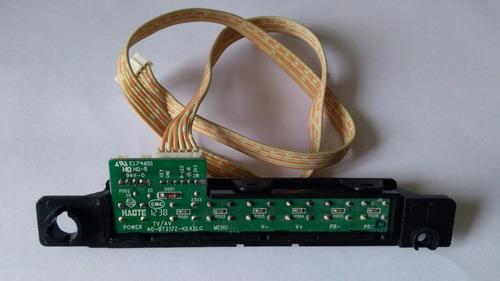 placa e teclado 40-bt217z-kea2lg -tv philco ph29t21d c 470