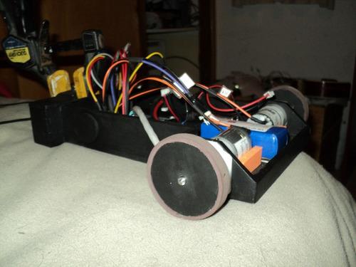 placa electronica sensor movimiento campana