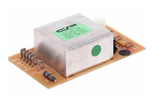 placa eletrônica da lavadora electrolux lm08 / lf90 64800201