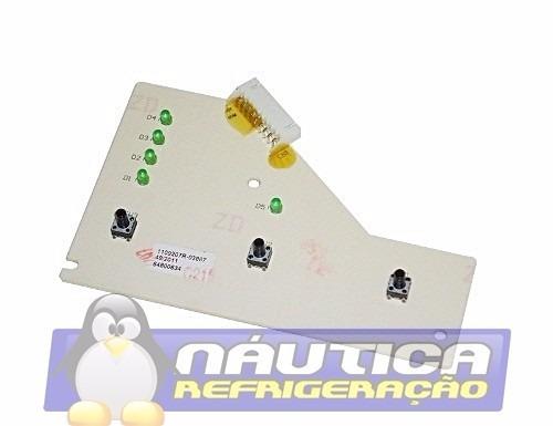 placa eletrônica interface lavadora electrolux lte12 bivolt