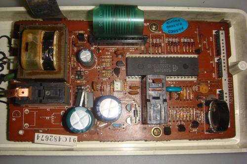 placa eletrônica, microondas consul mu30g1  220 volts