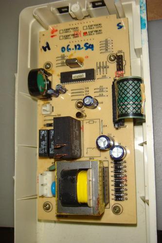 placa eletrônica, microondas panasonic nn-s69bh sem relevo
