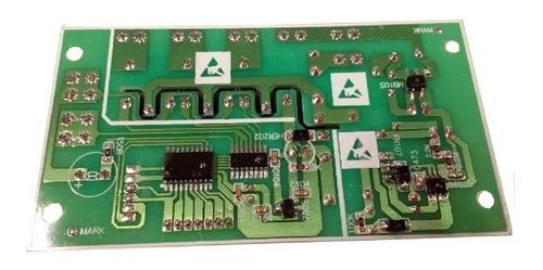 placa eletrônica para coifas fogatti modelo slim