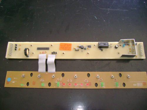 placa eletronica lavadora brastemp super capacidade nova
