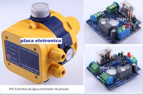 placa eletronica para pressostato importado epc-5