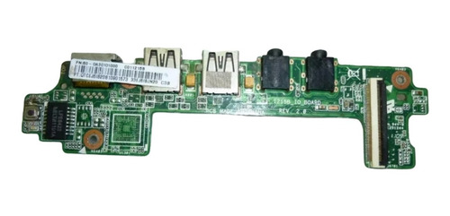 placa encendido + usb + audio netbook asus eee pc asus 1215