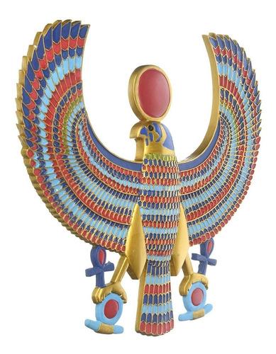placa escultura de pared mitología egipcia, decoración