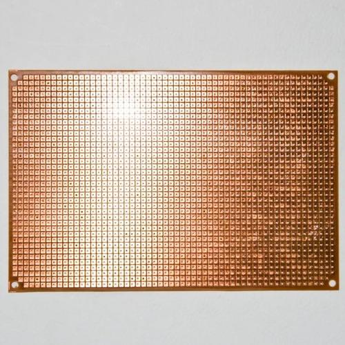 placa experimental prototipo 10x20cm 2849 islas paso 2.54mm