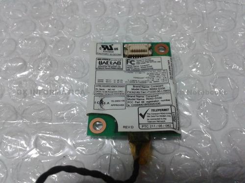 placa fax modem + conector rj11 acer aspire 5542