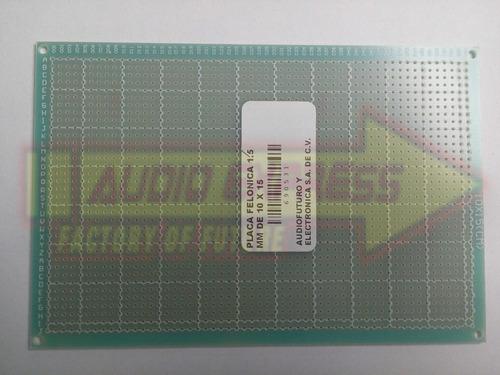 placa felonica 1.5 mm de 10 x 15 690531