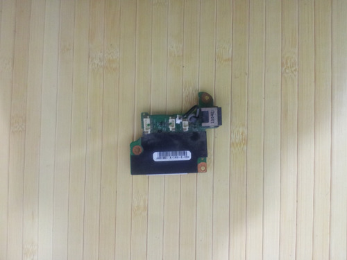 placa filha webcam e moldem notebok positivo premium p430p