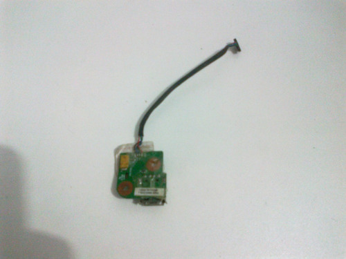 placa + flat usb hp dv9000 dd0at9thc00 foxconn