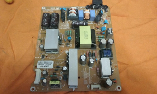 placa fonte eax65100001 (1.0) tv led lg 42la6130