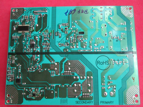 placa fonte hbuster modelo hbtv-32l07 cod 0320401036 testada