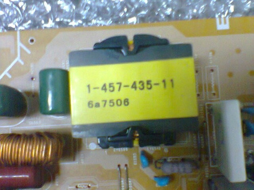 placa fonte klv-40s300a