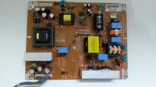 placa fonte lg 42ls3400 /100% funcionando
